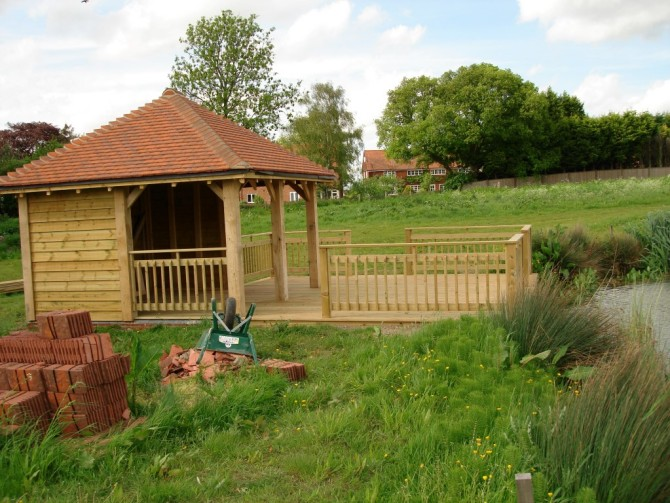 Oak Lodge Summer House – Little Baddow