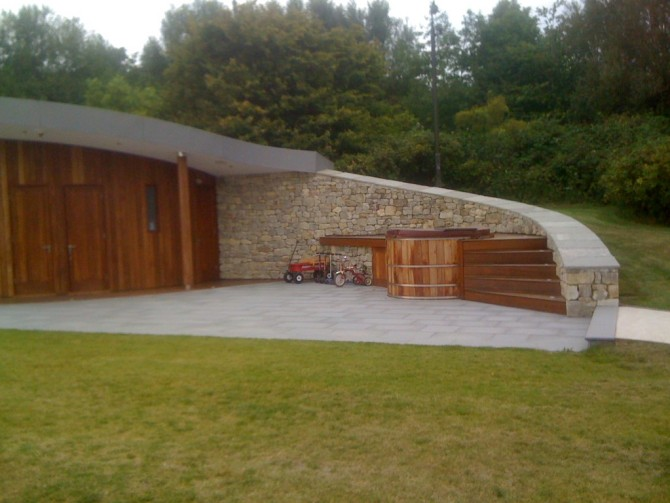 Pool House – Epping